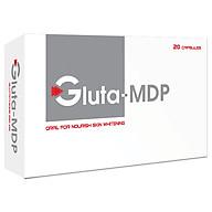 Thực phẩm chức năng GLUTA MDP - Viên uống dưỡng trắng da - sạch nám thumbnail