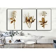Bộ 3 tranh treo tường trang trí phòng khách,phòng ăn, phòng ngủ PVP_HD4592 thumbnail