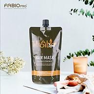Túi Dầu Hấp phủ lụa mềm mượt FABIO 500ml Tea Tree Essence Hair Mask thumbnail