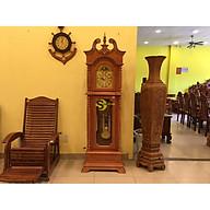 Đồng hồ kim ngưu gỗ hương thumbnail