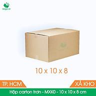 MXK0 - 10x10x8 cm - 20 thùng hộp carton thumbnail