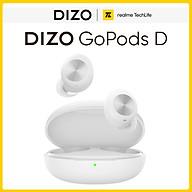 Tai Nghe Bluetooth Nhét Tai Thông Minh Dizo GoPods D - Hàng Chính Hãng thumbnail