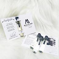 Nước hoa unisex Silver MACALAND (sample) dành cho nam và nữ ưa thích hương mát mẻ nhẹ nhàng hàng chính hãng công ty, xuất xứ Việt Nam thumbnail