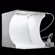 Hộp Chụp Ảnh Sản Phẩm Mini 22x24x24cm Trang Bị Dàn Đèn Led Trợ Sáng - B14 thumbnail