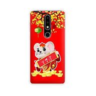 Ốp lưng dẻo cho điện thoại Nokia 6.1 plus X6 - 01171 7944 HPNY2020 04 - Xuân Canh Tý 2020 - Hàng Chính Hãng thumbnail