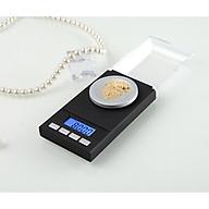 Cân tiểu ly 100g 0.001g để bàn độ chính xác cao (Tặng kèm 01 miếng thép đa năng) thumbnail