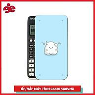 Ốp Nắp Máy Tính Casio Fx 580VNX Nhân Vật dễ Thương CTE 157 thumbnail