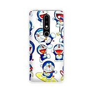 Ốp lưng dẻo cho điện thoại Nokia 6.1 plus X6 - 01171 7878 DOREMON11 - in hình Doremon - Hàng Chính Hãng thumbnail