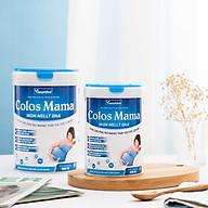 Sữa bột Colos Mama Iron Mellt DHA Vinanutrifood chứa dưỡng chất bổ sung sắt, Acid Folic giúp giảm nguy cơ dị tật ở thai nhi, phát triển trí não từ trong bụng mẹ nâng cao sức đề kháng dành cho mẹ và bé thumbnail