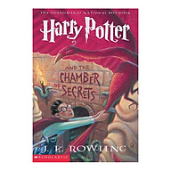 Harry Potter and the Chamber of Secrets (Book 2) (English Book) thumbnail