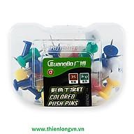 Ghim mũ màu nhựa Guangbo - ZD5333 thumbnail