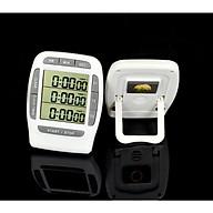 Đồng hồ mini bấm giờ đếm ngược với 3 dòng thời gian V1 (Tặng kèm miếng thép đa năng 11in1) thumbnail