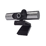 1080P HD Webcam Full HD 1080P Camera Manually Focus Built-in Microphone Built-in Speakers Plug and Play for Online Class thumbnail