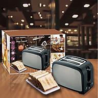 Máy Nướng Bánh Mì 800w - 008S thumbnail