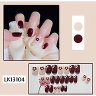 Bộ 24 móng tay giả như hình 13104 (như hình) thumbnail