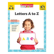Study Smart Letters A To Z K1 thumbnail