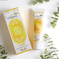 Kem trang điểm & chống nắng dành cho body - ORGANIC DD SUNCREEN CREAM SPF50 thumbnail