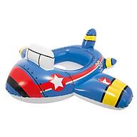Phao bơi xỏ chân 59586 máy bay xanh dương thumbnail