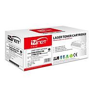 Mực in laser màu đen iziNet 540A 320A 210A 316Bk 331Bk Universal (Hàng chính hãng) thumbnail