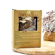 Combo 2 hộp lá xông tắm sau sinh Wonmom (50g x 2 hộp) thumbnail