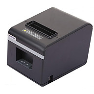 Máy in hóa đơn Xprinter N160ii (USB) - Hàng chính hãng (Màu Đen Xám) thumbnail