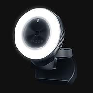 Razer Kiyo 1080P Desktop Streaming Camera Webcam with Multi-step Ring Light Lamp for Tik Tok Live Streaming Black thumbnail