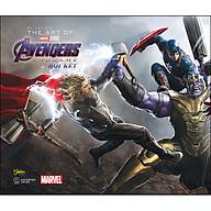 The Art Of Marvel Studios Avengers Endgame (Hồi Kết) thumbnail