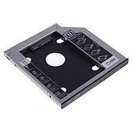 Khay đựng ổ cứng Laptop 2,5 HDD, SATA, SATAII SATAIII, SDD (Caddy Bay) Loại mỏng 9,5mm (Tặng kèm cáp OTG) thumbnail
