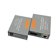 Bộ chuyển đổi quang điện 10 100M (2 Sợi quang) Netlink HTB-1100S 25KM (2 thiết bị) - Hàng Nhập khẩu thumbnail