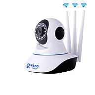 Camera wifi Yoosee chuẩn 3 râu 11 LED Full HD - hàng chính hãng thumbnail