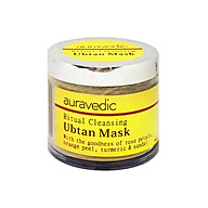 Mặt nạ Auravedic Ritual Cleansing Ubtan Mask 60g (Chăm sóc da mặt) thumbnail