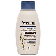 Aveeno Active Naturals Skin Relief Gentle Scent Body Wash Nourishing Coconut 354mL thumbnail