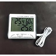 Máy đo nhiệt độ, độ ẩm DC103 ( Tặng 02 nút kẹp cao su giữ dây điện cố định ) thumbnail