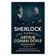 Sherlock Holmes The Essential Arthur Conan Doyle Adventures Vol 2 - Cuộc phiêu lưu của Arthur Conan Doyle Phần 2 thumbnail