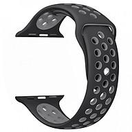 Dây đeo cho đồng hồ Apple Watch, Dây silicone dành cho đồng hồ Apple Watch thumbnail