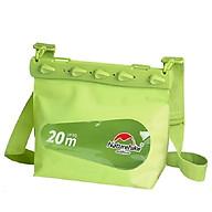 Túi khô đựng đồ đi bơi, chống nước hoàn toàn độ sâu 20m size S thumbnail
