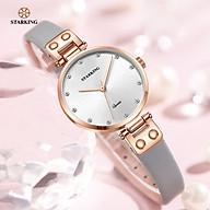Đồng hồ Nữ STARKING TL0941ML61 Máy Pin (Quartz) Kính Sapphire thumbnail