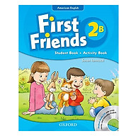 First Friends 2B Student Book + Activity Book (Student Audio CD With Songs, Stories and Everyday English) (American English Edition) thumbnail