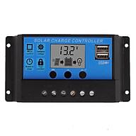 Bộ điều khiển sạc năng lượng mặt trời 30A tự động nhận bình 12V 24V thumbnail
