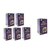 Combo mua 5 tặng 1 Thực phẩm bảo vệ sức khỏe Bio Queen Pluss++ giải pháp hồi xuân của phụ nữ thumbnail