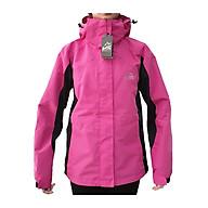 Áo khoác gió nữ 2 lớp Gothiar 2L jacket - Hồng 9109 thumbnail