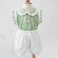 Bộ áo kèm quần Chaiko House XH201917 thumbnail