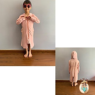 Áo chống nắng trẻ em toàn thân dáng dài, áo choàng nắng cho bé cao cấp , hàng xuất khẩu thumbnail