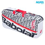 Túi Tennis Babolat Pure Strike Duffle - White Red thumbnail