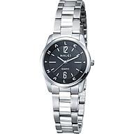 Đồng hồ Nữ Halei - HL491 Dây trắng thumbnail