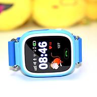 Combo Đồng hồ Định vị Trẻ em Q90 + Tặng Bút Thông minh Rèn chữ đẹp thumbnail