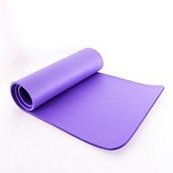 Thảm Tập Yoga 10mm Dày Đẹp T10 thumbnail