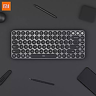 Xiaomi MIIIW Bluetooth Dual Mode Keyboard Bluetooth 4.0 104 Keys 2.4GHz Multi System Compatible Wireless Portable Keyboard For Home Office Use thumbnail