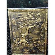 Tranh Phù Điêu Tùng Hạc Composite thumbnail