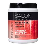Kem ủ Salon Professional bảo vệ tóc khỏi các tác động nhiệt, ngăn ngừa rụng, giữ màu t.óc sau nhuộm 1000ml thumbnail